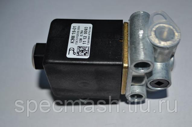 Клапан электромагнитный КЭМ-15-03